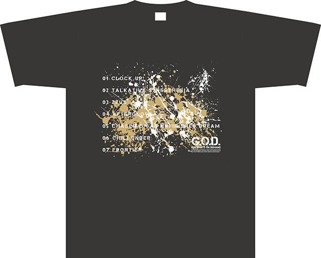G.O.D.Tシャツ 2013